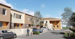 «LES JARDINS D'EPONA» – Construction de 10 logements collectifs locatifs et 5 logements individuels en location accession