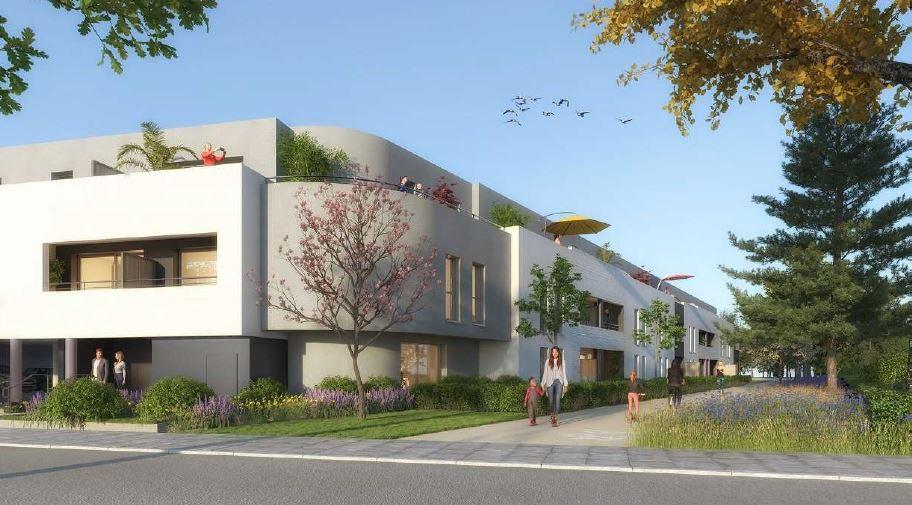 Construction de 38 logements Collectifs «Bellevy»