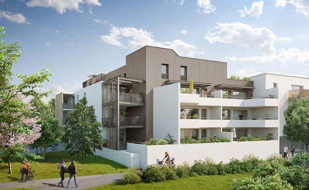 «MOSAIC» Construction de 19 logements