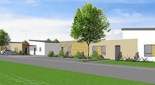«Park Coz» Construction de 3 logements individuels en PLSA