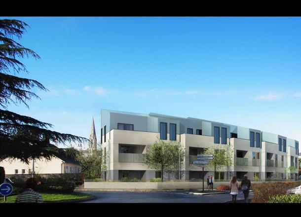 «LUMEA» Construction d'une résidence de 26 logements