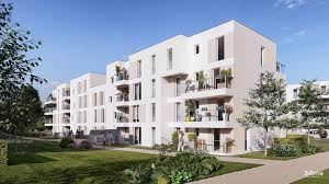 «INEO» Construction de 60 logements collectifs en 2 bâtiments