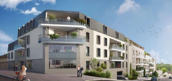 «LE CLOS RANSON» construction d'une résidence de 25 logements
