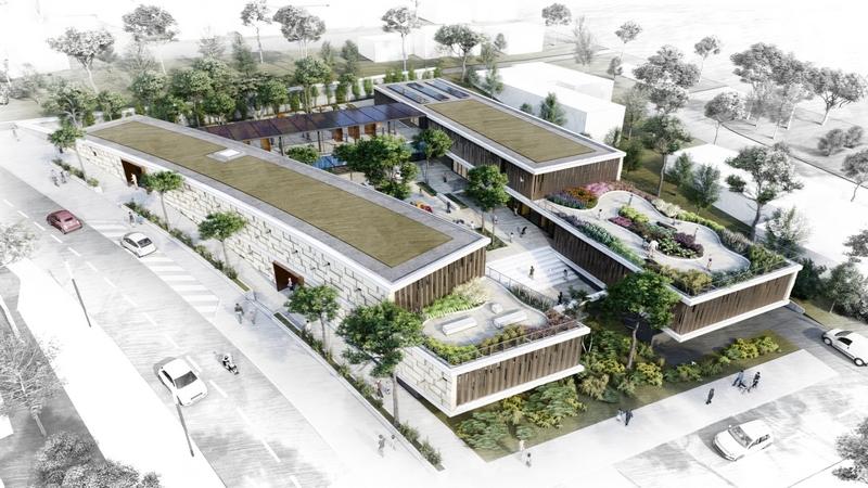 Construction du Groupe Scolaire Laurent Ballesta